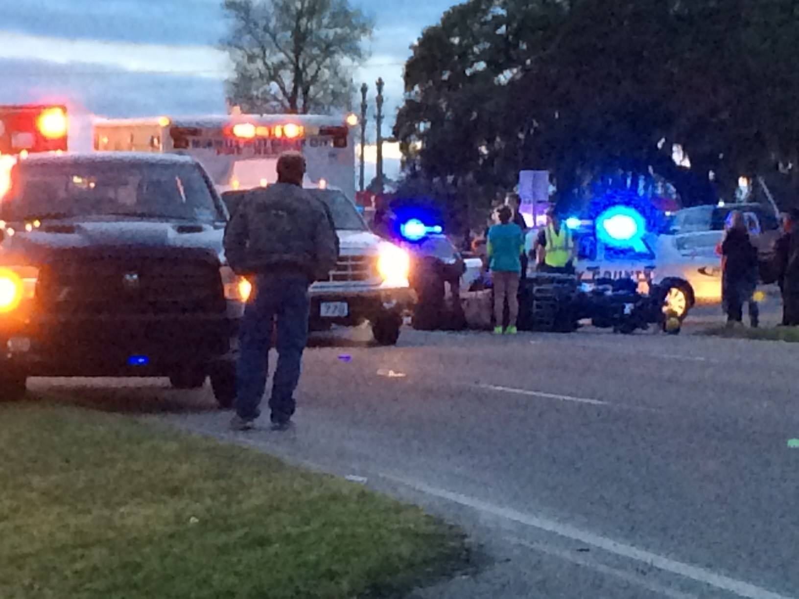 Driver charged with failure to yield in deadly Horry County crash (Image 1)_56527