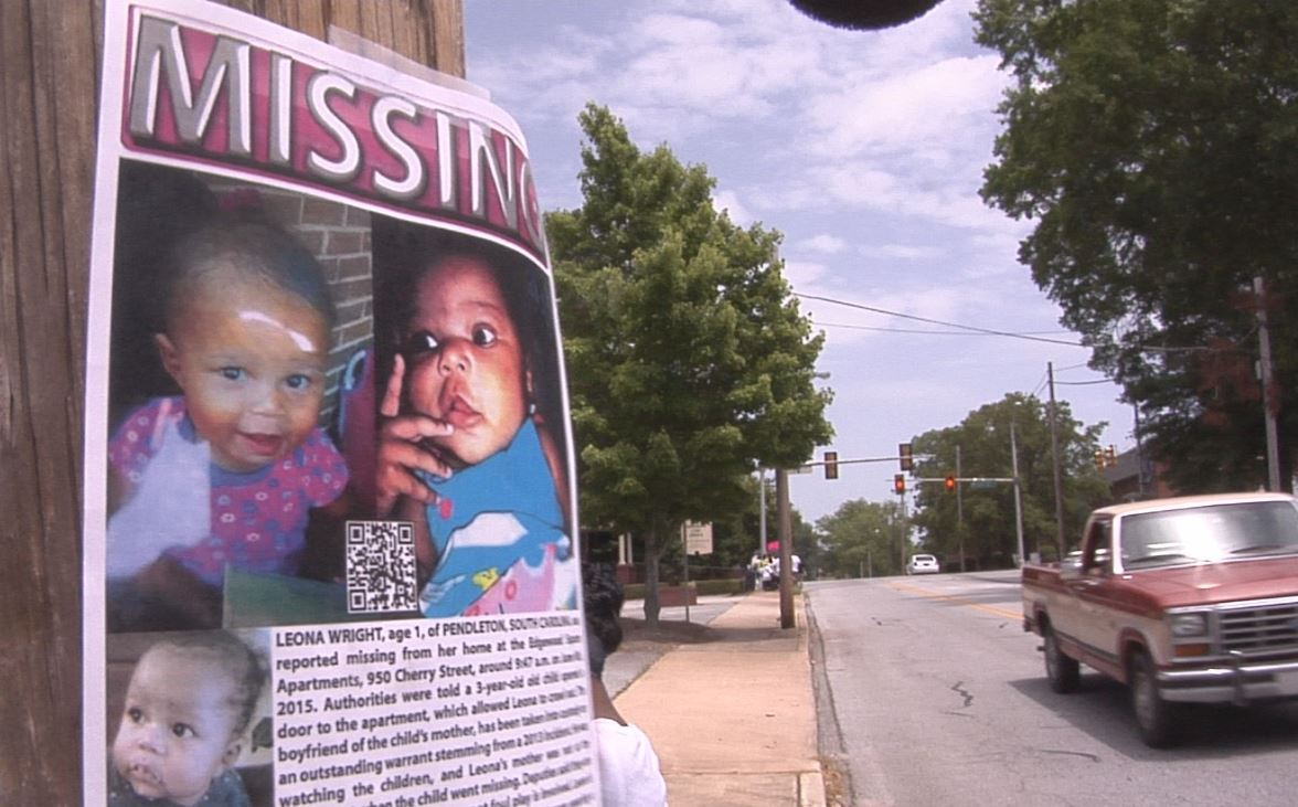 Community marches for missing 1-year-old SC baby (Image 1)_60312