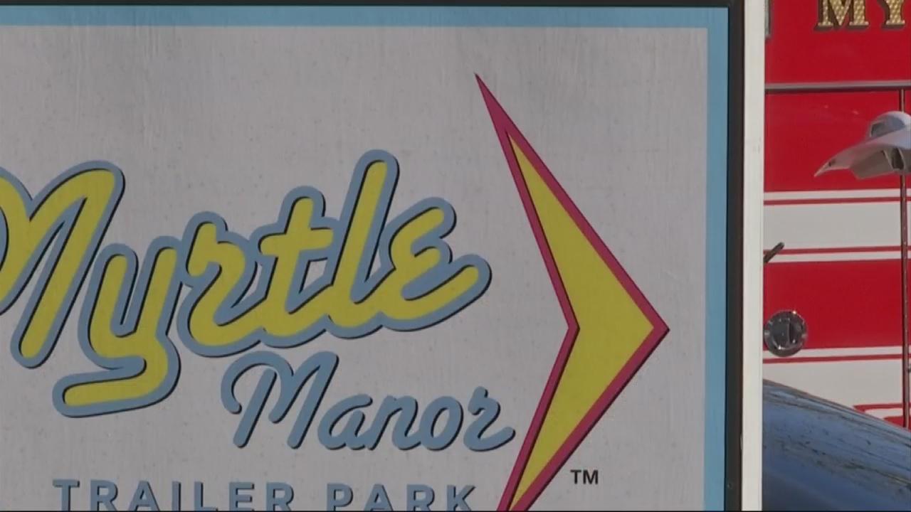 Myrtle Manor Smoke Detector Blitz