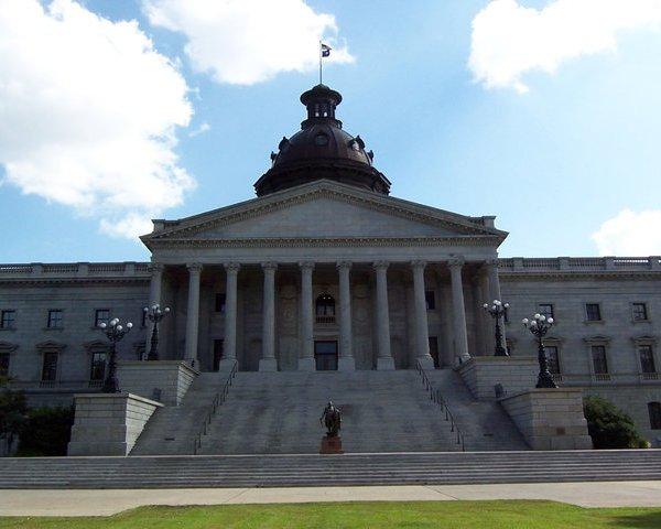 SC Statehouse, Columbia_126246