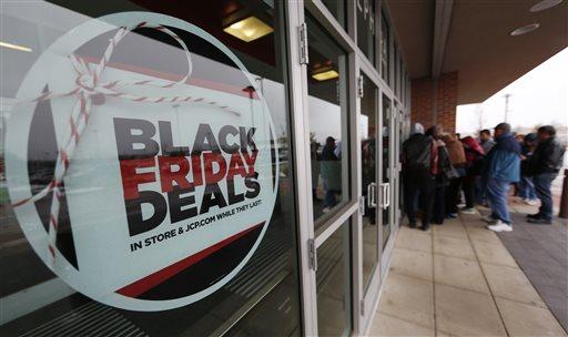 Black Friday Sales, Shoppers, J.C. Penny_308319
