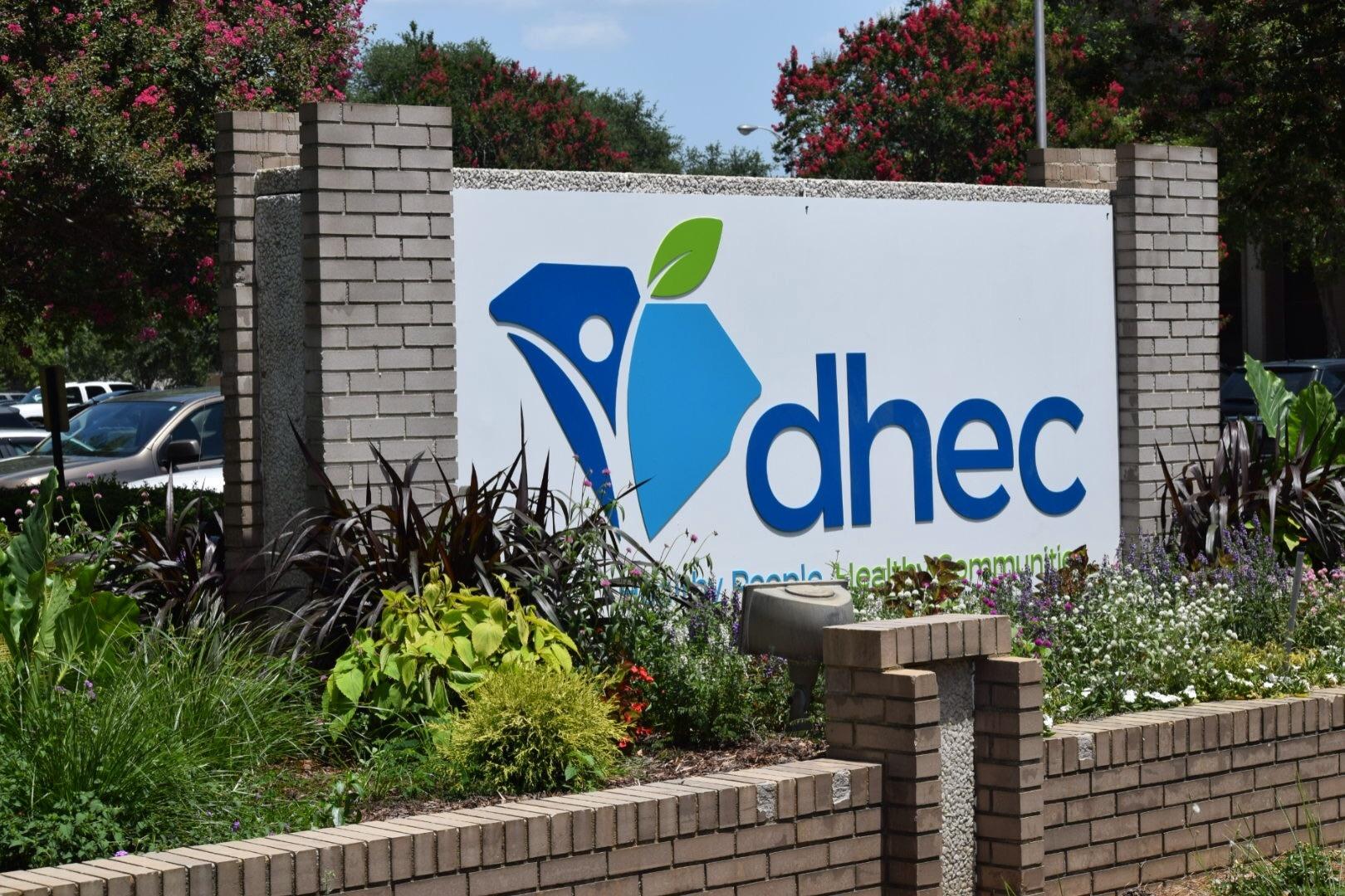 DHEC sign_366731