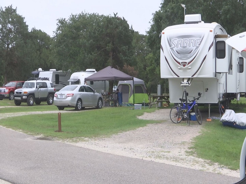 Huntington Beach State Park Expands Camping Space