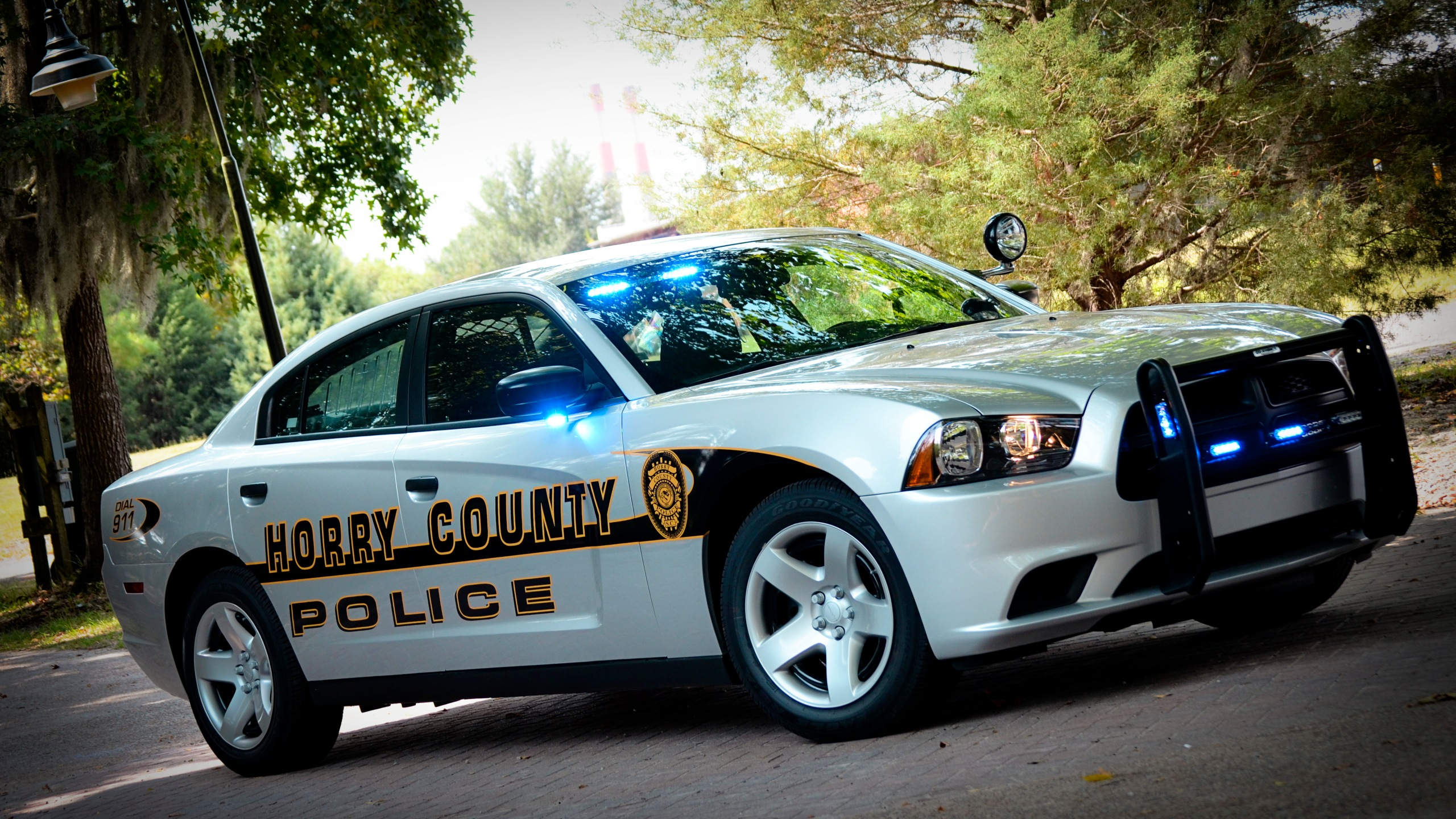Horry County police car1_438486