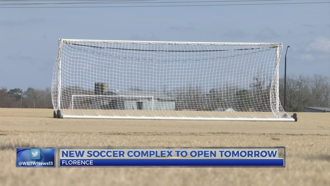 Florence Soccer Complex open to public