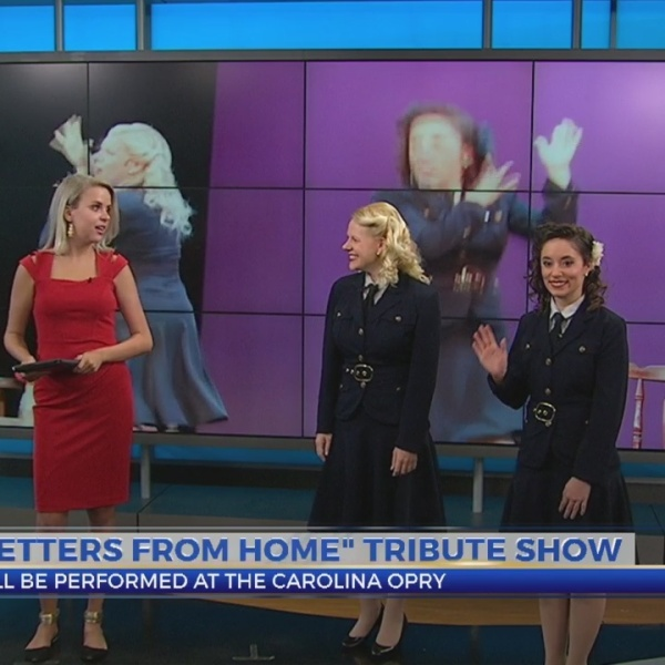 Special Concert for Veterans at the Carolina Opry by Letters for Home