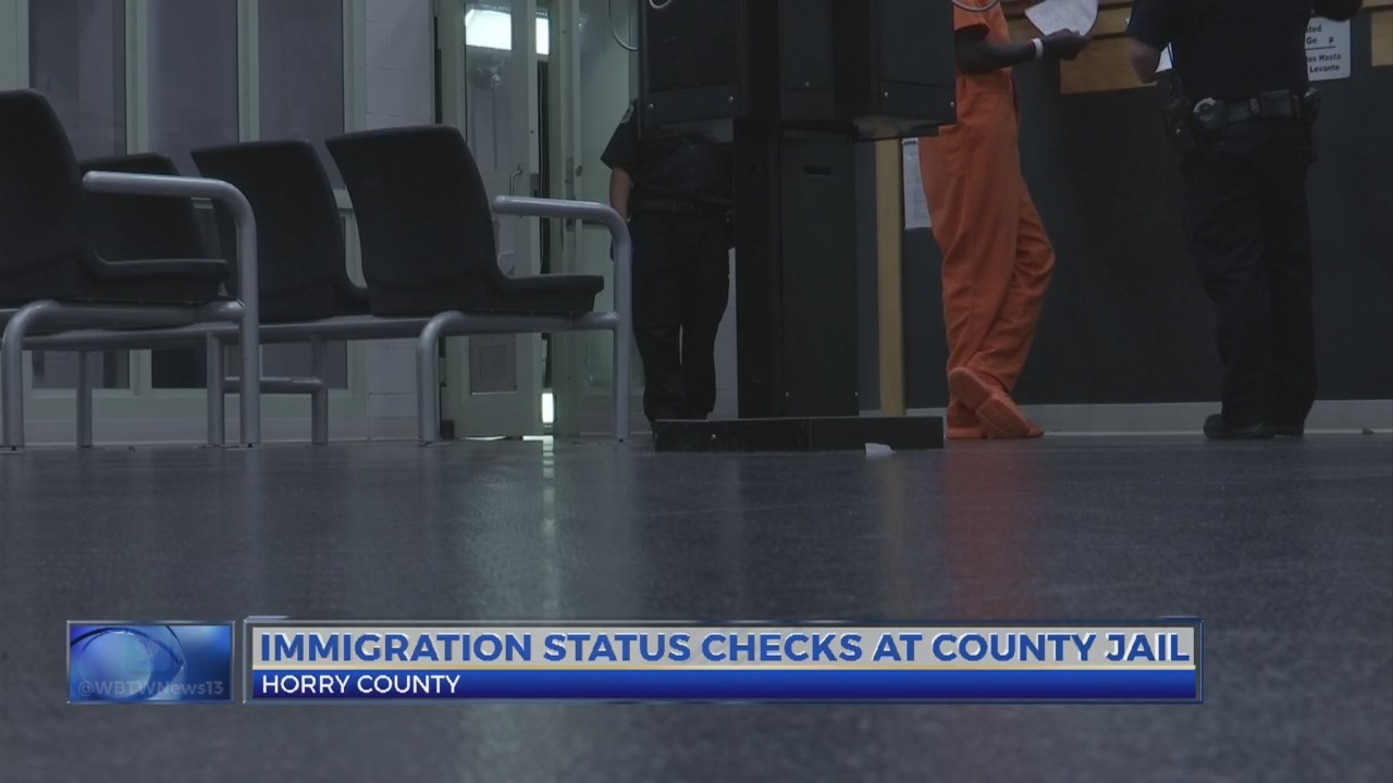 Local jail begins partnership with ICE to enforce