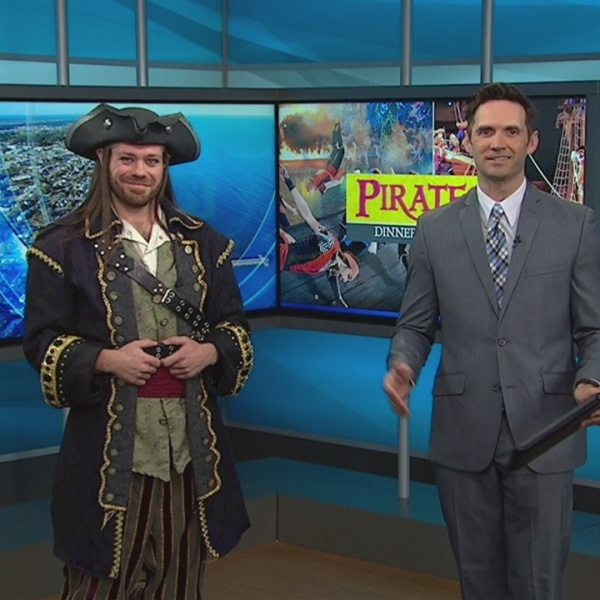 Pirates Voyage to host 14th Annual Imagination Library Kid's Festival