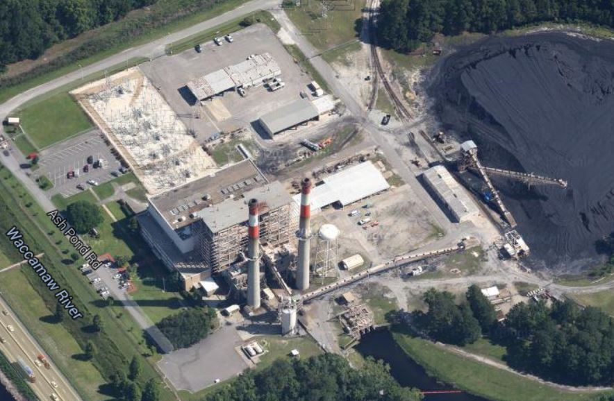 Demolition to begin on Grainger Generating Station in Conway (Image 1)_56581