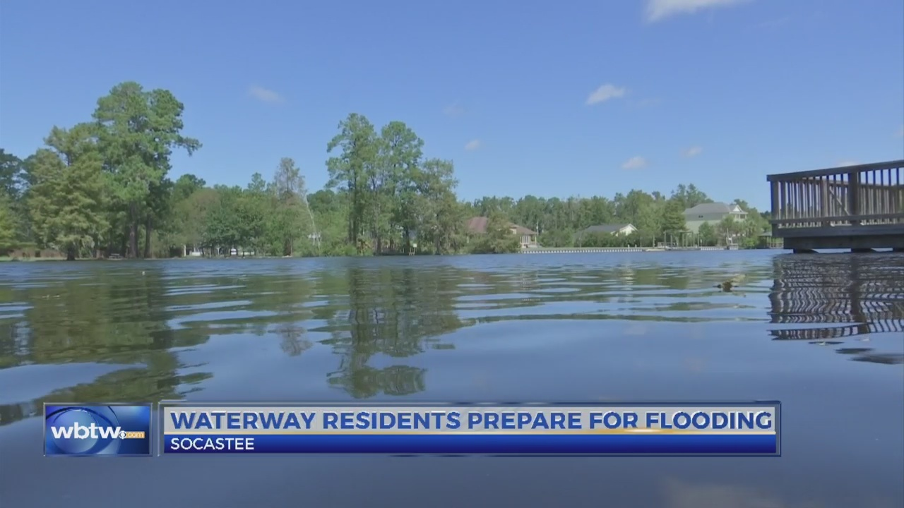 Intracoastal Waterway residents brace for flooding worse than