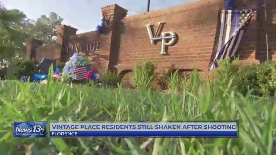 Vintage Place residents 'disturbed,' 'traumatized' in aftermath of shooting