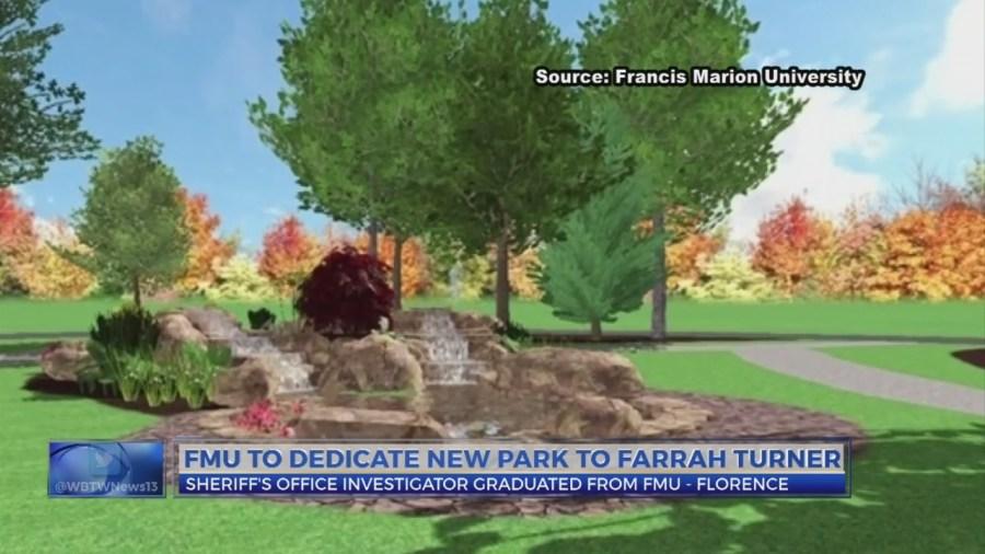 FMU_dedicates_park_to_Farrah_Turner_0_20181116041406
