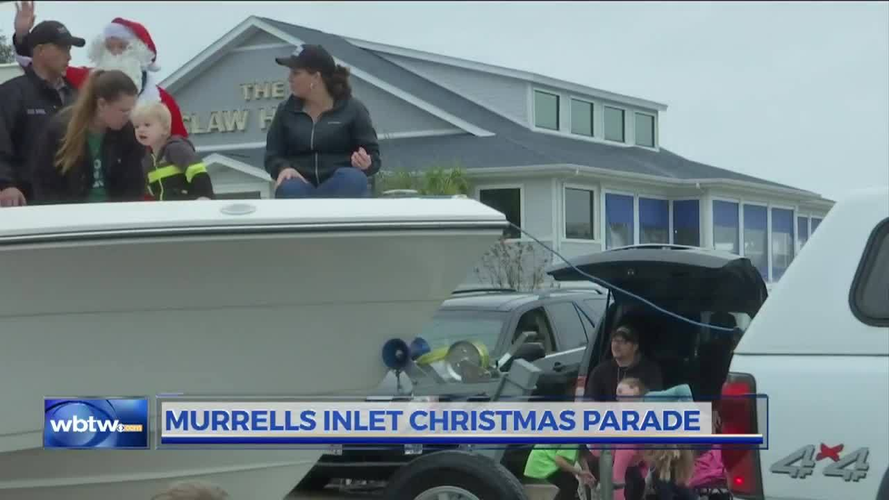 Murrells Inlet Christmas Parade 2019 Murrells Inlet holds annual Christmas parade