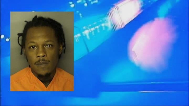 Police arrest man found in woods after shots heard in ...