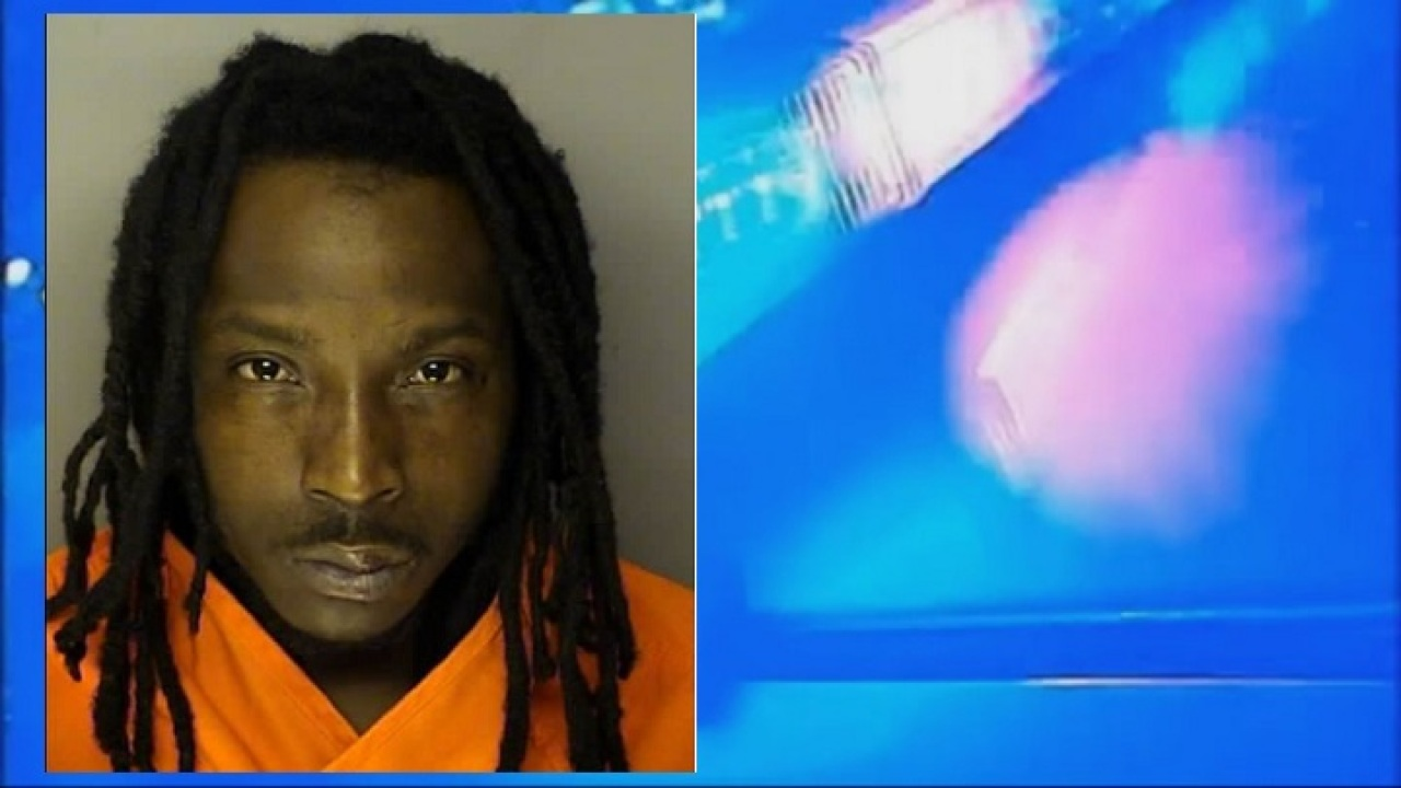 Suspect Search: Man charged with assault with intent to