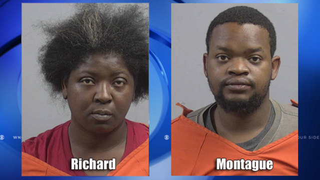 Mother, stepfather arrested after NC teen girl found naked