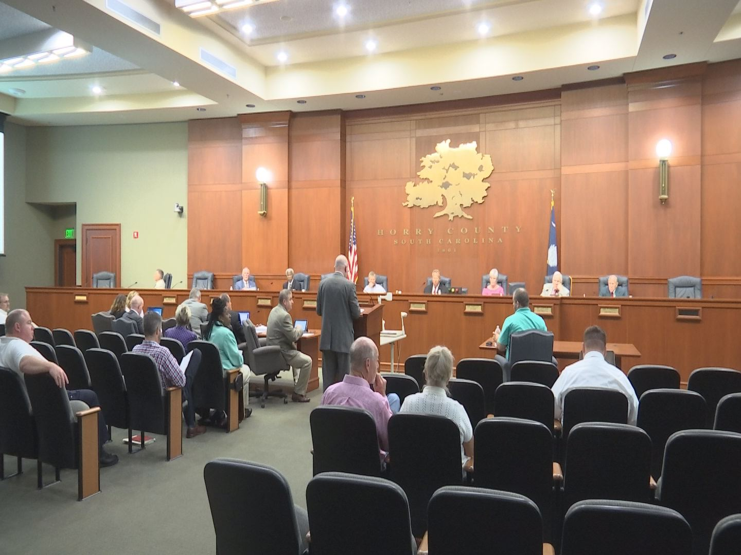Horry County Council votes for tax increase (Image 1)_59546
