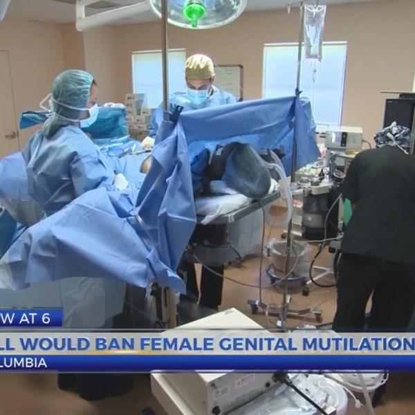 Bill would ban female genital mutilation in SC
