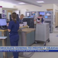 Democrats vowing to protect Obamacare after White House expands efforts to repeal law