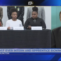 First-ever Intern and Apprentice Signing Day held in Darlington County