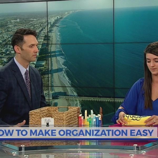 Making Organization Easy