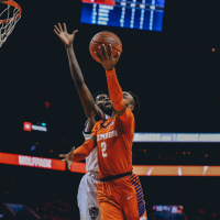 Clemson Fall in ACC Tournament