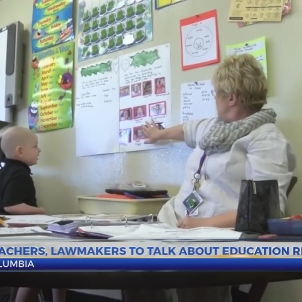 Hundreds of SC teachers could skip school next week over education reform bill