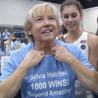 Sylvia Hatchell Career Win 1000_536224