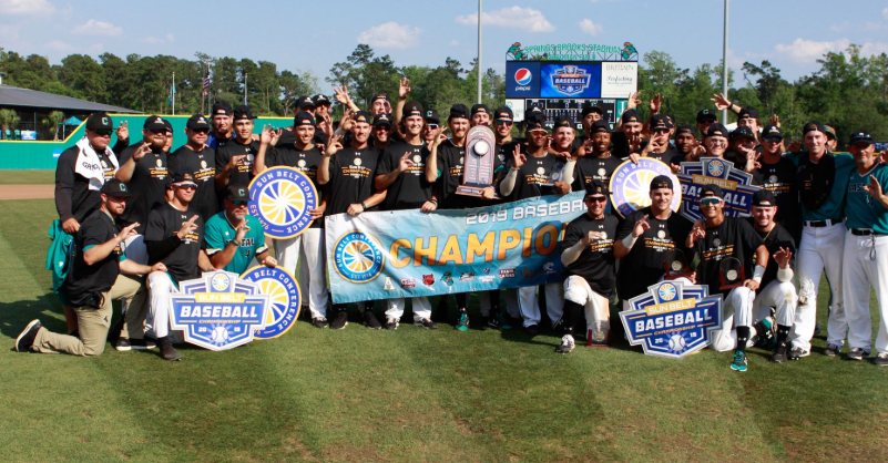 Coastal Carolina Win Back-to-Back Sun Belt Championships