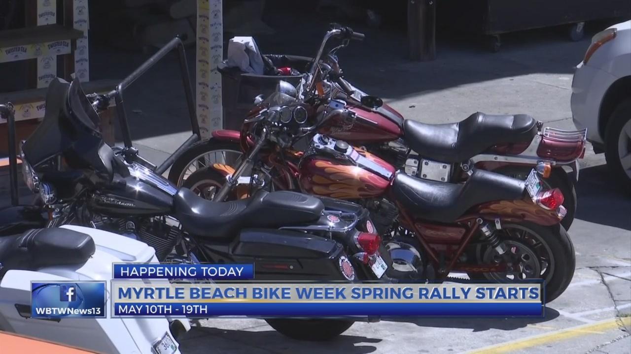 Myrtle Beach Bike Week >> Businesses Prepare For The 80th Myrtle Beach Bike Week Spring Rally