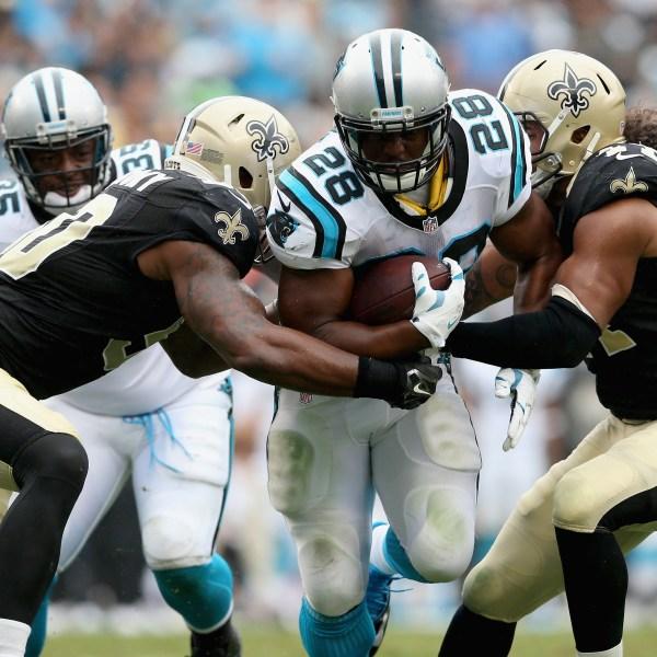 New Orleans Saints v Carolina Panthers_526654