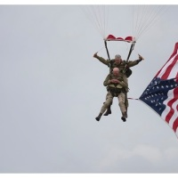 France D-Day Parachuting Over Normandy_1559821512105