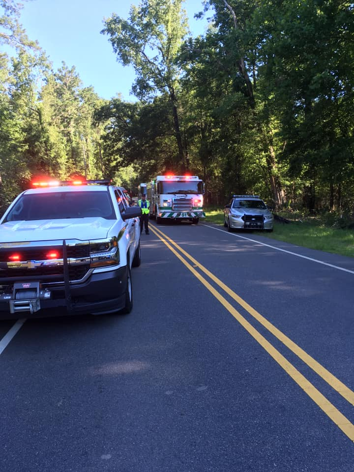 Car City Conway >> No Injuries Reported After Car Runs Off Road Into Swamp In