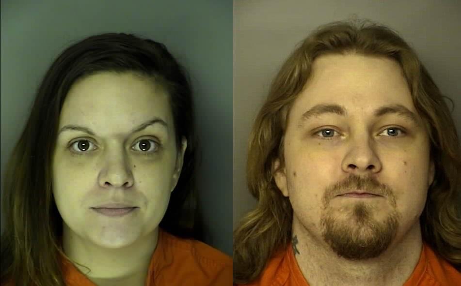 Conway woman arrested - Press Releases - Van Buren County