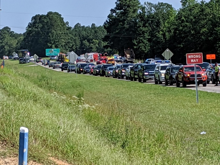 Two SCDOT workers killed, five others hospitalized in multi