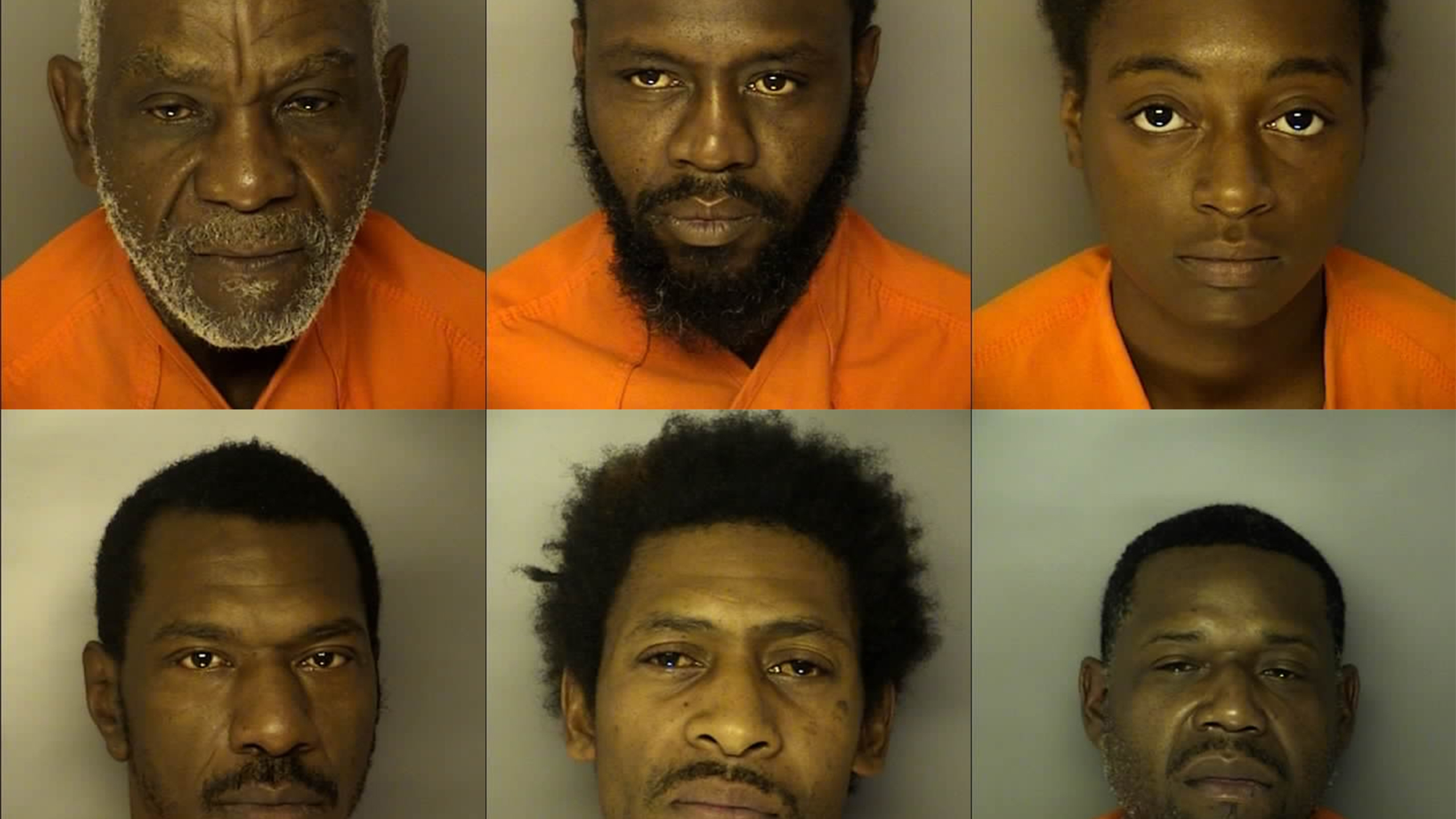 Six additional people arrested in Horry County drug