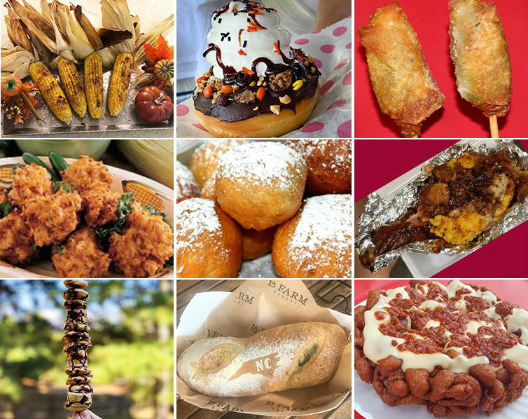 Hungry Yet Nc State Fair Announces 34 New Foods To Try At This