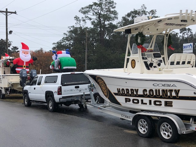 Murrells Inlet Christmas Parade 2020 Happening now: Murrells Inlet Christmas Parade | WBTW
