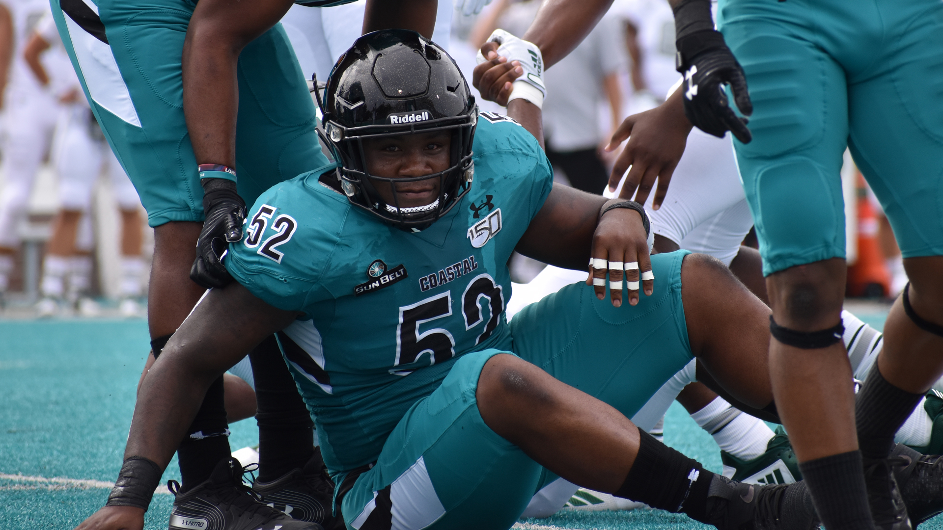 Coastal Football Ranked In The Top 25 For The First Time In Fbs History Wbtw