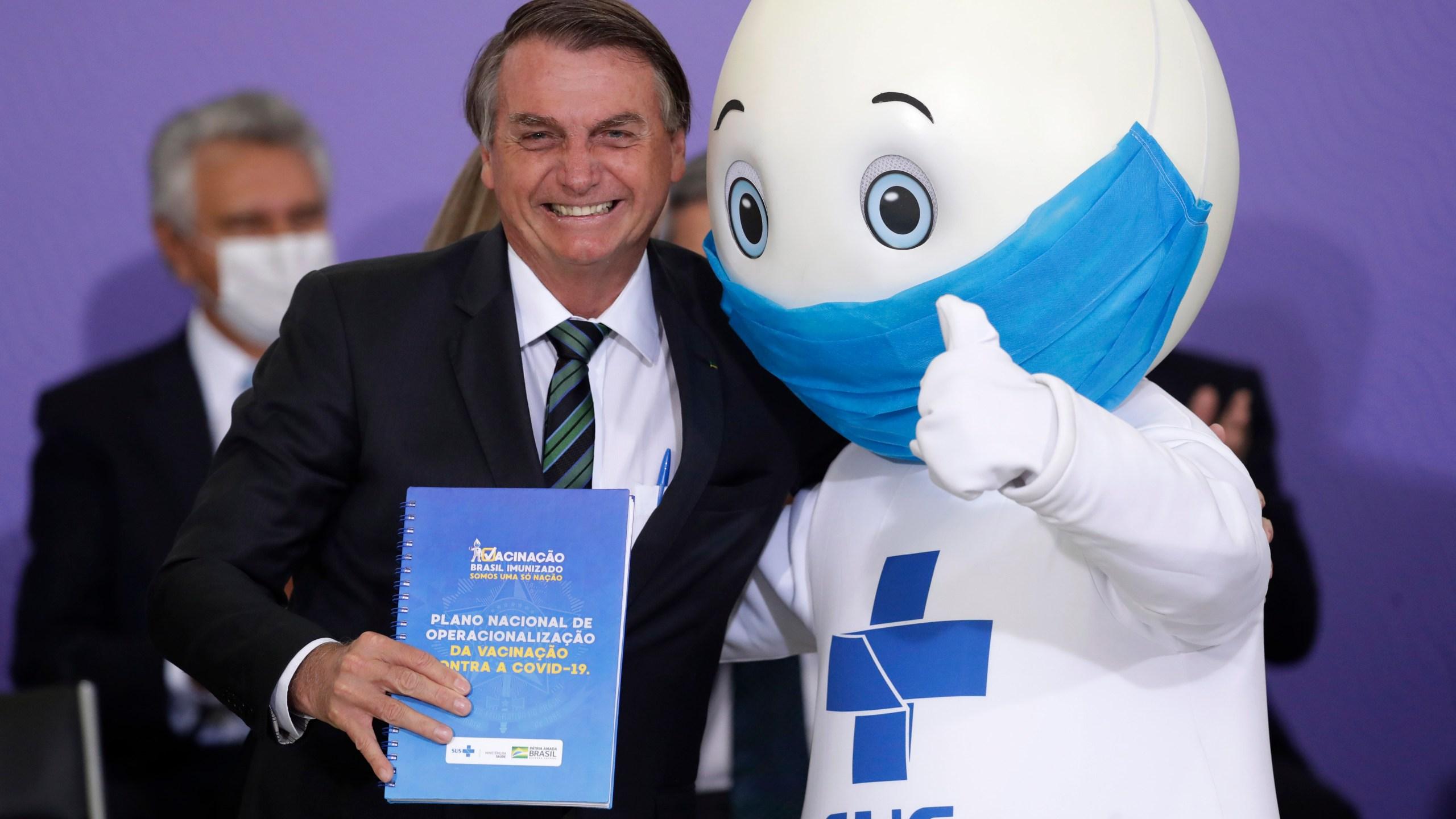 Jair Bolsonaro, Ze Gotinha