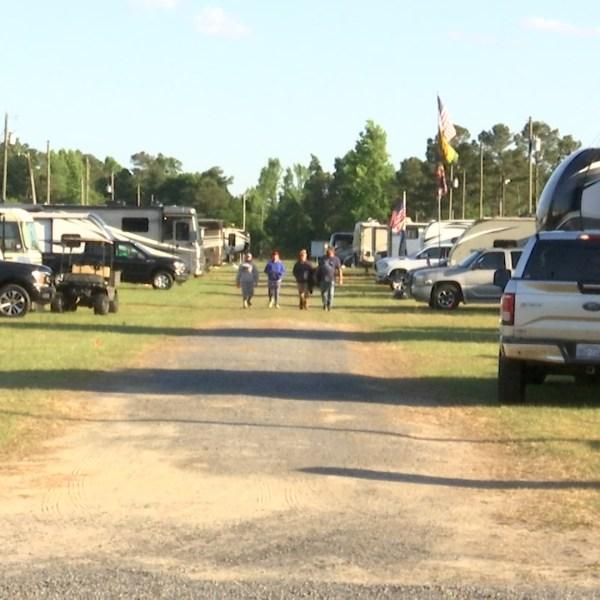 Camping near Darlington Raceway