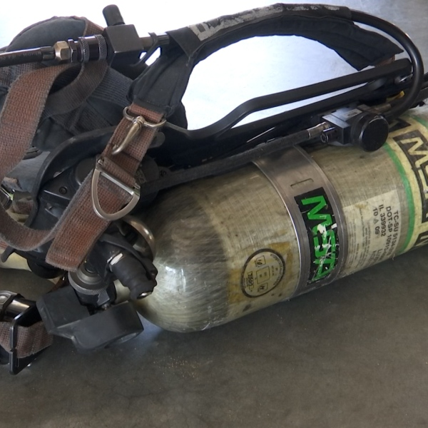 Florence County fire departments to receive new breathing apparatuses