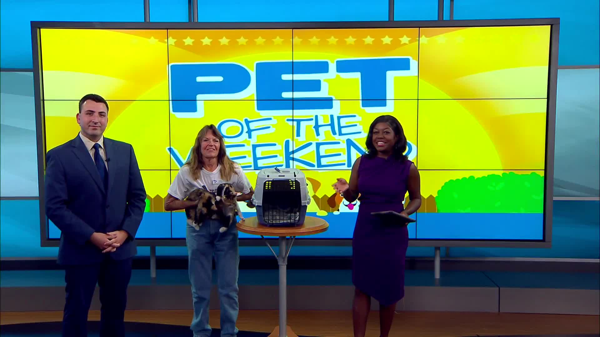 News13 Pets of the Weekend: Nanny and Elisa