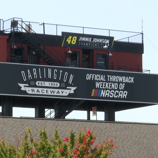 Racing fans travel from across the country for the Cookout Southern 500
