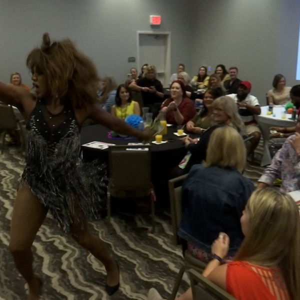Florence's first drag brunch sells out