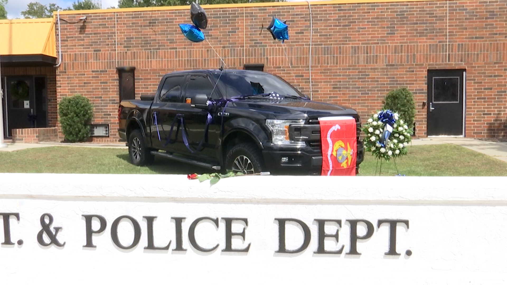 Fallen Lake City police officer remembered as mentor